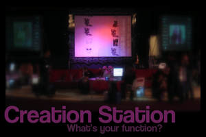 Creation Station by splat