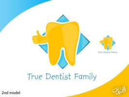 true dentist logo 1 by moslem-d