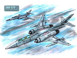 SXB-329 by TheXHS