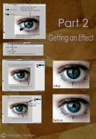 Part 2 Eye Effects Tutorial by Filmchild