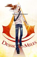 Desmond Miles by WXYZell