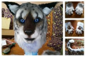 Khajiit Close-up(Sold) by Plus3Defense