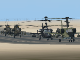 The Attack Squadron by BillyM12345
