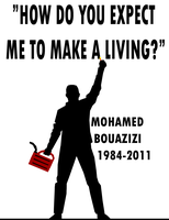 Mohamed Bouazizi by Party9999999