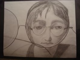 Lennon Thru the Looking Glass by Lish-55