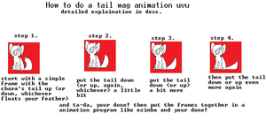 tail wag tutorial by aIItimeIow