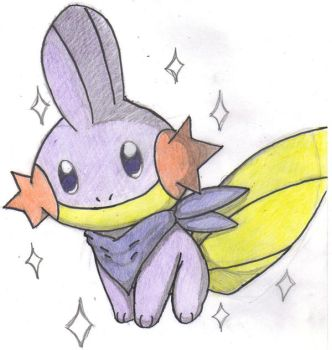 Cute little shiny mudkip by ShinyMudkip94