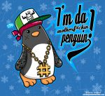 Im da Penguin by ExoesqueletoDV