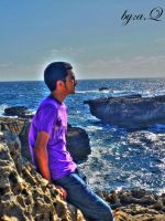 Rashed in Gozo 3 by amna-alq