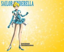 Sailor Cinderella by WhiteGaby