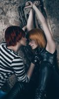 Mello and Matt by pollypwnz