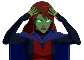 Miss Martian - Young Justice Series 1 by 1984neptune
