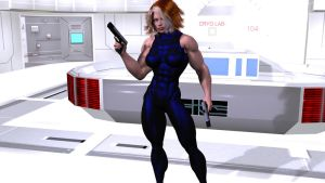 Video Game Muscle Perfect Dark by Bishop2012