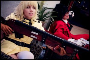 Hellsing: Servant Soldiers by icequeenserenity