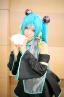 Miku Hatsune china module 3 by Shino-Arika