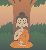 Buddha by Kitty-Gizmo