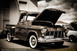 1956 Chevrolet Truck by AmericanMuscle