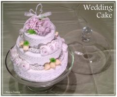 Wedding Cake by naruchama