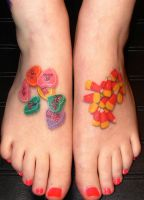 sweet feet by asussman