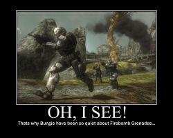 Halo Reach Firebombs by Fireblaster77