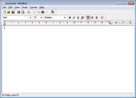 Classic Wordpad in Windows 7 by Vishal-Gupta
