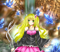 Commission : Nazuna by chalollita