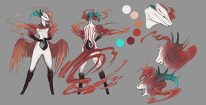 OC Concept: Fire by Ethelo