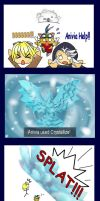 All Hail Anivia by TekkanoMaki-chan