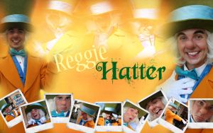 Reggie Hatter by margflower