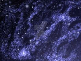 Starry Background by PaisCharos