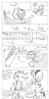 Shadamy little comic, pg 1 by Lunabandid