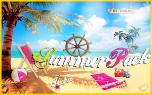 SummerPack by doree by WTHOMG
