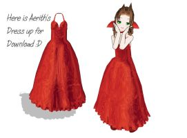 MMD Dress by Pucaroo16