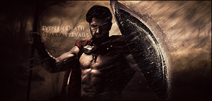 Sparta always Prevails by Pathos-of-Truth