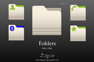Android: Folders by bharathp666