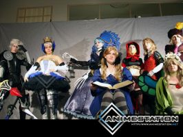 Anime North 2008 Group by whitetiger76