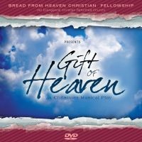Gift of Heaven DVD Cover by shanahben