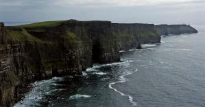 Cliffs of Moher by drugo76