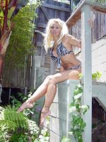 Slamm's Jungle Girls - Stacy Burke 2 by slamm345