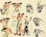 Zootopia by airbax
