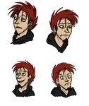 Phil- Some Expressions by TangerineVampire