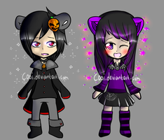 Halloween adopts [CLOSED] by CooI