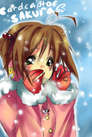 CCS- Snow fall by Yu-SuNago