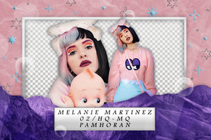 Photopack PNG / Melanie Martinez / 116 by PamHoran