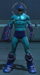 Mega Man (DC Universe Online) by Macgyver75