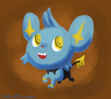 Shinx by Dishface