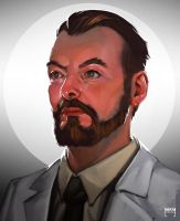 Doctor Krieger by fah-qeu