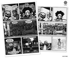 Cabeza Newspaper Strip by junroc