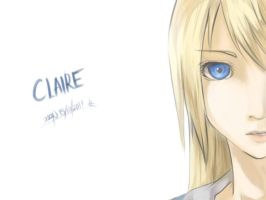 real Claire 2 by christon-clivef