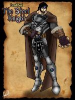 Lord Kal...The Steel Knight by dj-andy